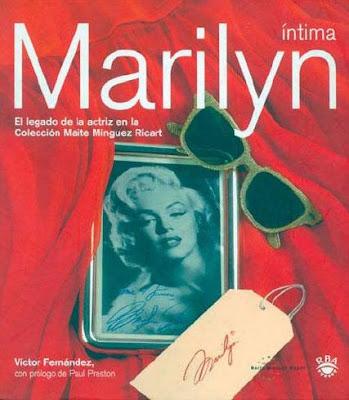 """Marilyn íntima"" (RBA Libros, 2006)"