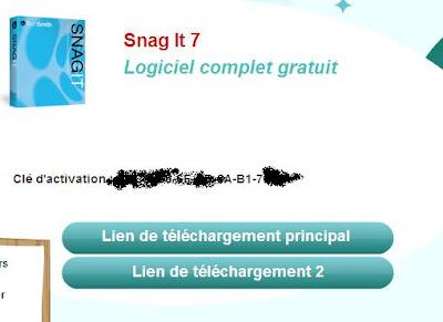SNAGIT 7 Premier Screen Capture Utility - Free License 3