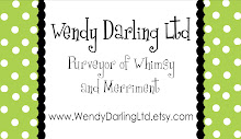 Visit Wendy's Etsy Shop!