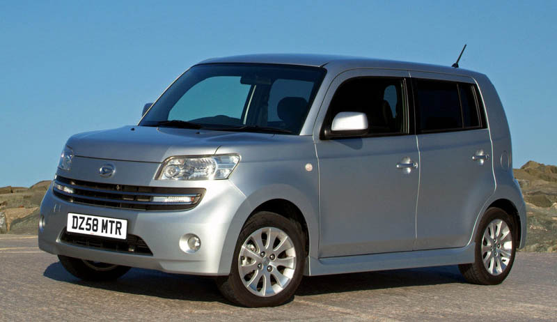 Car Reviews: Daihatsu Materia Design Concept, 2008