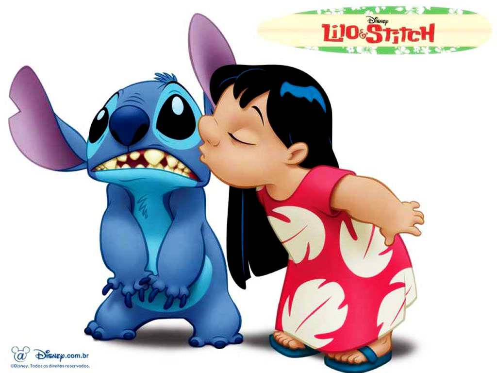 Ashes&wine Lilo And Stitch!!! D