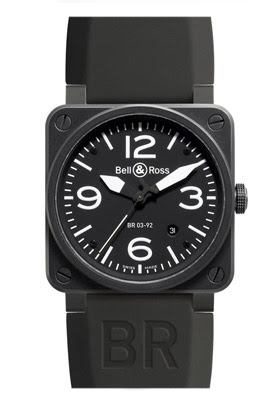 Montre Bell & Ross Instrument BR 03 92