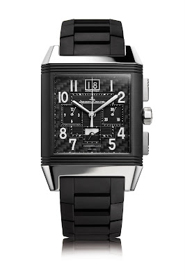 Montre Jaeger LeCoultre Reverso Squadra World Chronograph Polo Fields