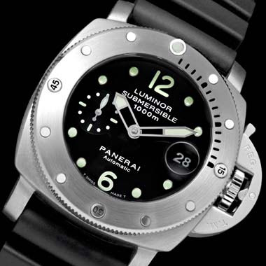 Montre Panerai Luminor 1950 Submersible 1000m