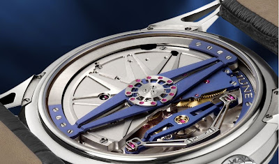 Mouvement automatique De Bethune DB2024