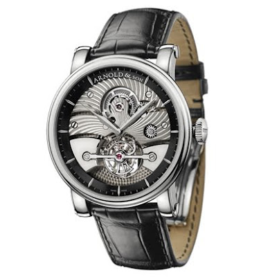 Montre Arnold & Son Sir John Tourbillon
