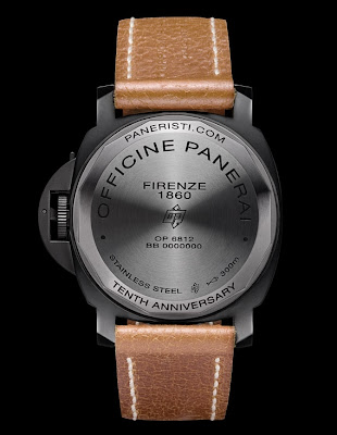 Dos Montre Panerai Luminor for Paneristi's Anniversary PAM 360