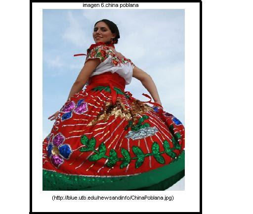 Tochimilco Puebla Traje tpico