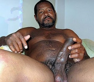 Black daddy cock