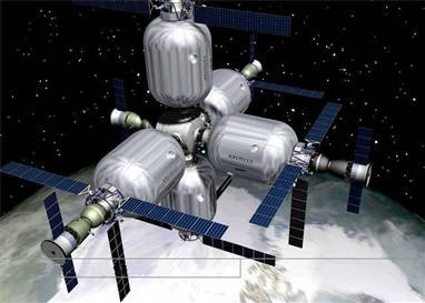Artificial Gravity Via Bigelow Space Stations? | Colony Worlds