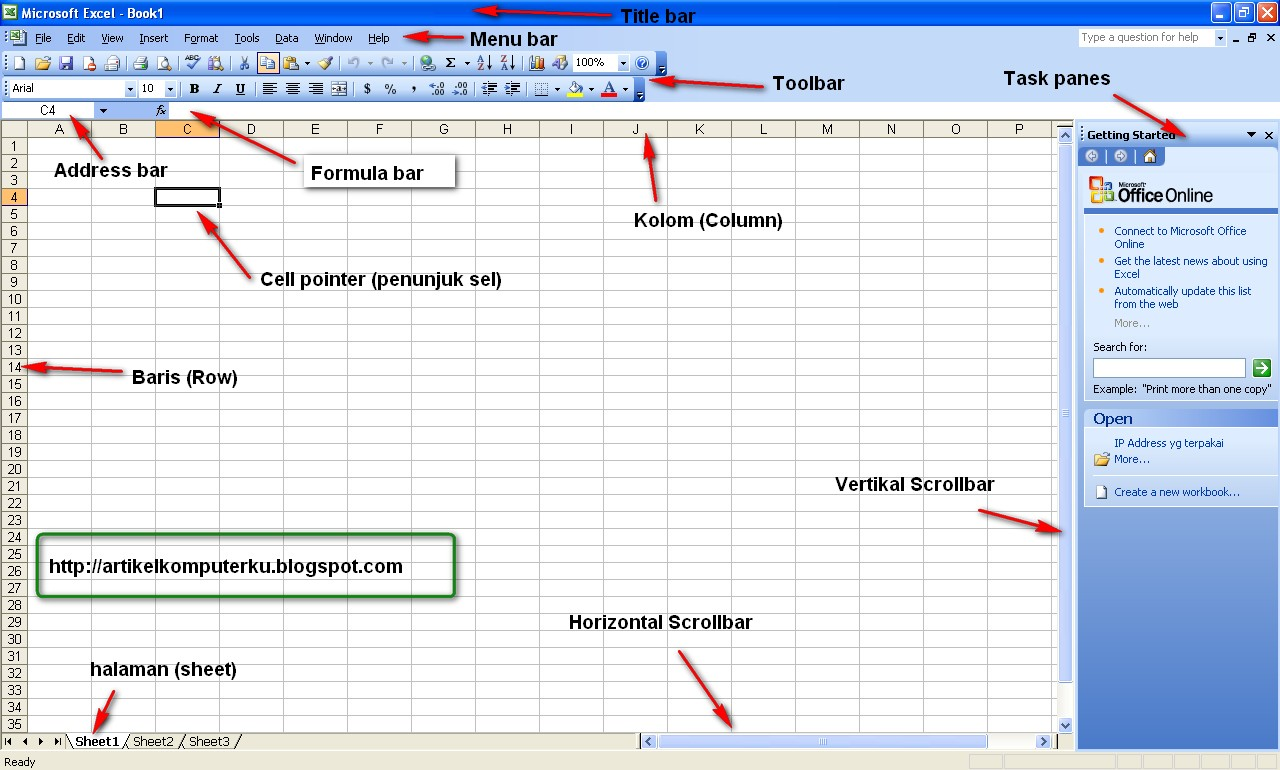 A Librocubicularist Tutorial Microsoft Office Excel