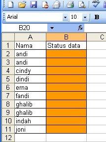 Cara Mencari Data Yang Sama Di Excel Beda Sheet : mencari, excel, sheet, Mencari, Ganda, (duplikat), Sheet, Berbeda, BINTURU, KELAS