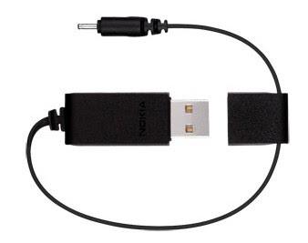 Cara Cas Handphone Nokia Dengan Kabel USB