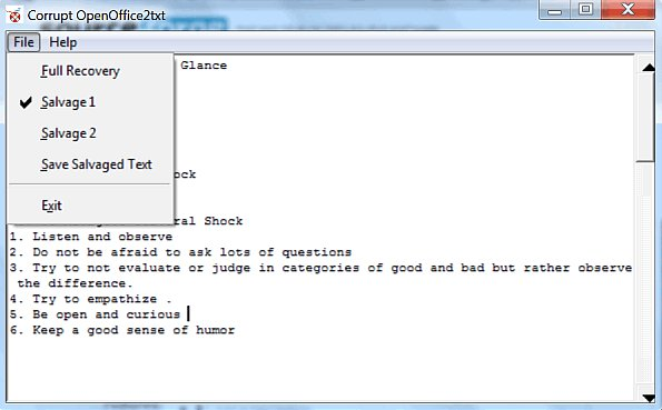 Memperbaiki File Excel Yang Rusak Menggunakan Corrupt Excel Recovery