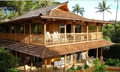 actualit d co maison cuisine bient t des maisons en bambou en france. Black Bedroom Furniture Sets. Home Design Ideas