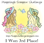Happileigh Scrappin Challenge