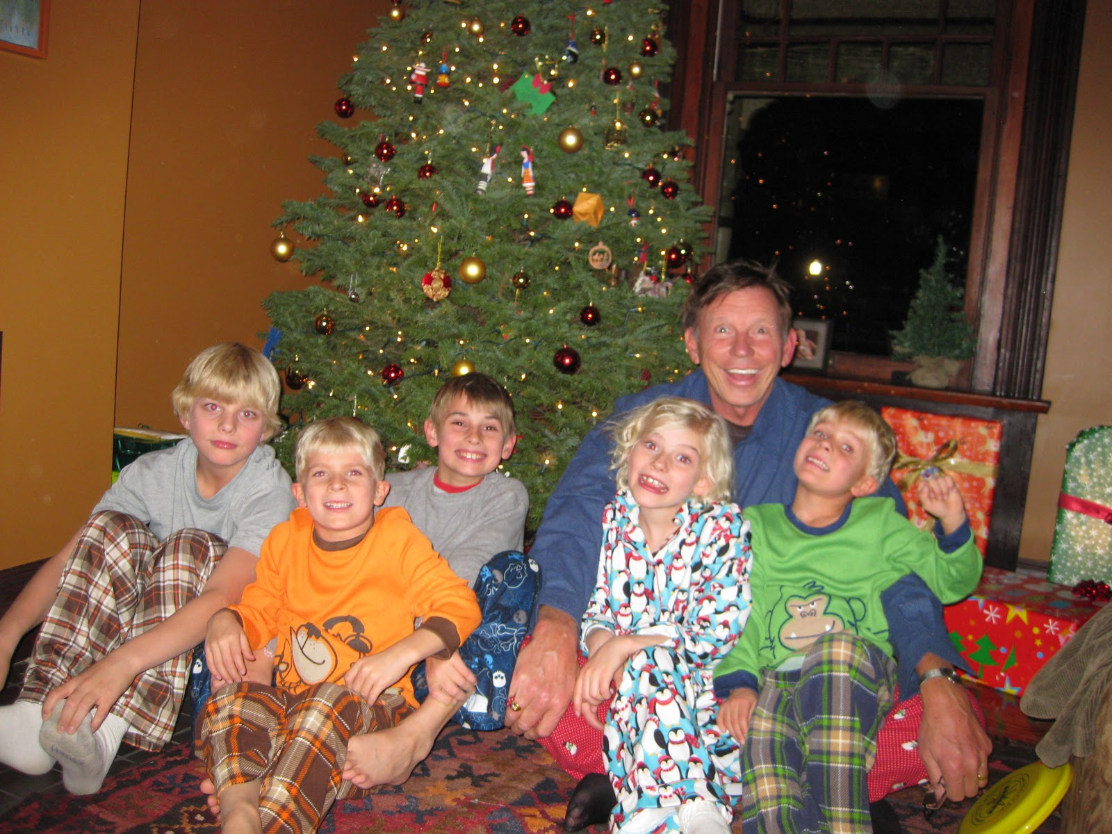 Five Kids in Five Years: Overview of Christmas