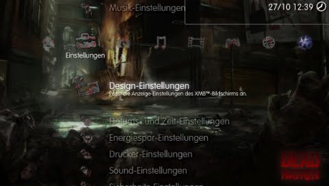PLAYSTATION GAME: Dead Nation PS3 Theme