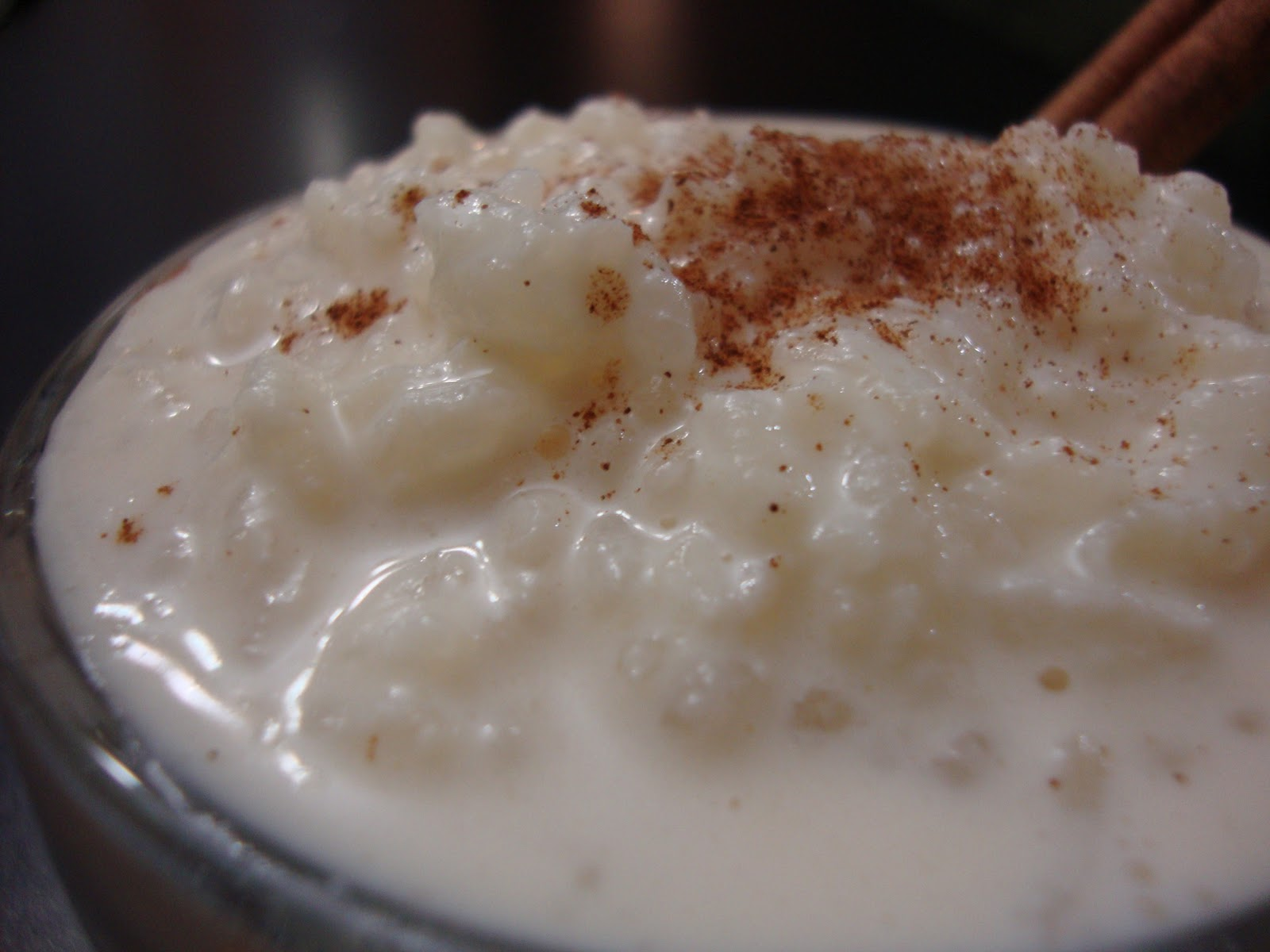 World of Jackie Designs: Arroz con leche Colombiano ...