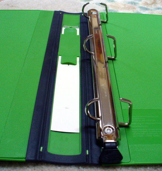 A Penchant for Paper Staples Better Binder