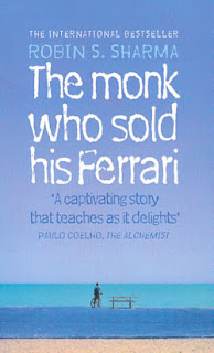 Reviewing Books And Movies Reviewing The Monk Who Sold His Ferrari