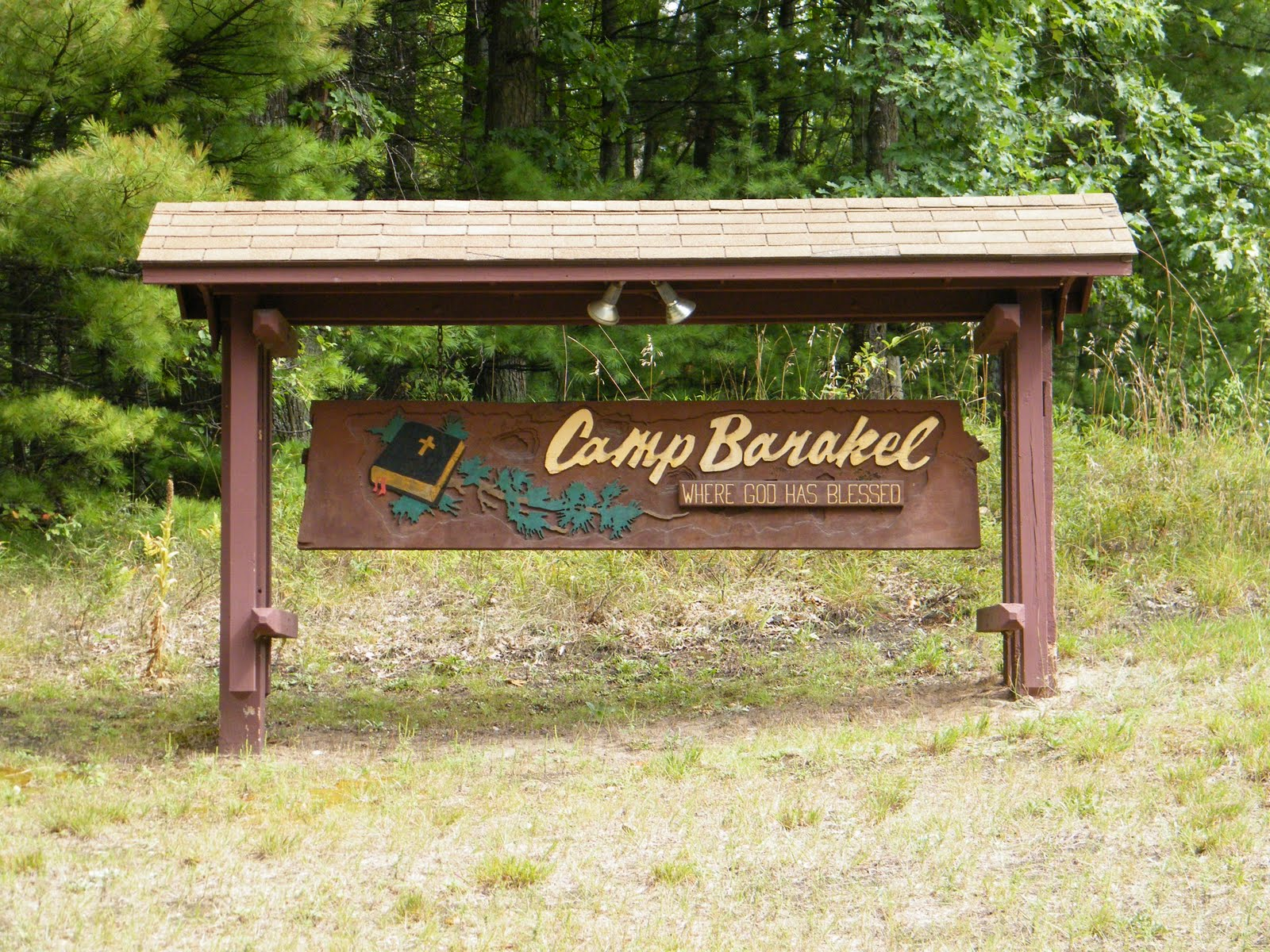 Reel Christian Camp Barakel