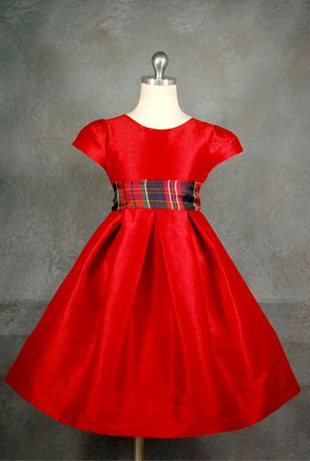 Teen Holiday Dress 109