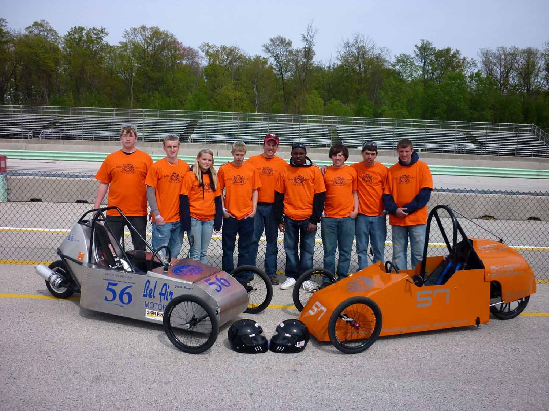 racine post park high students build a car that goes 287 miles per gallon. Black Bedroom Furniture Sets. Home Design Ideas
