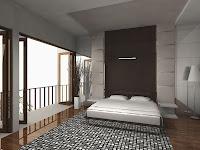 Desain Interior Ruang Tidur