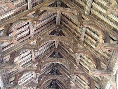 State Of The Craft Timber Framing