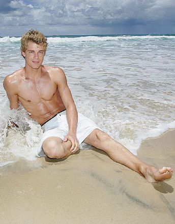Mitchell anderson nude Nude Photos 91