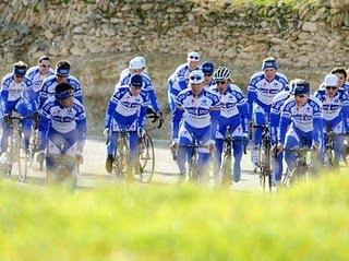 Equipo de ciclismo profesional Quick Step del 10.- 20.de Enero 2011 en Calpe de la Costa Blanca, Mario Schumacher Blog