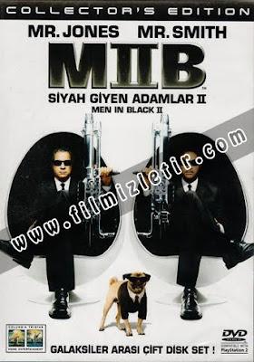 Siyah Giyen Adamlar 2 Film izle