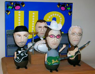 Regalo original U2: U2 EGG