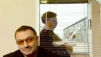 Bono video CES Bill Gates 3