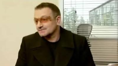 Bono video CES Bill Gates 2