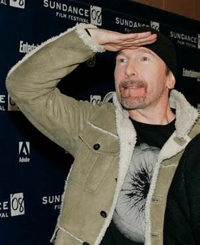 The Edge U2 3D en Sundance