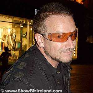 Bono en Lillies Bordello
