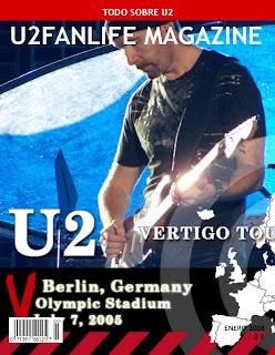 U2fanlife magazine