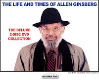 Irwin Allen Ginsberg DVD y Bono