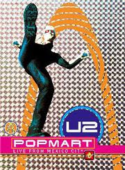 DVD POPMART Live from Mexico City