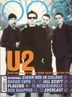 U2 OOR ATYCLB