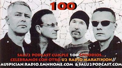 SalU2 Podcast: Radio Maraton de U2