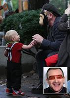 Bono en Halloween