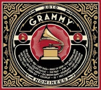 2010 Grammy Nominees Album