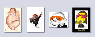 Bono Cartoons