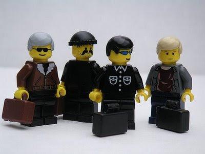 U2 Lego
