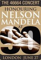 concierto 46664 de Nelson Mandela