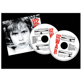 U2 War remasterizado