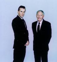 Larry Mullen Jr y su padre